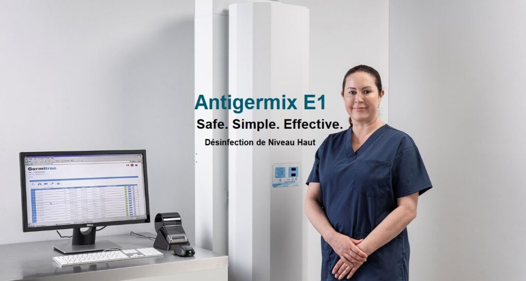 Antigermix E1 High Level Disinfection