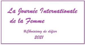 La Journée Internationale de la Femme – Prévention des Infections par Germitec